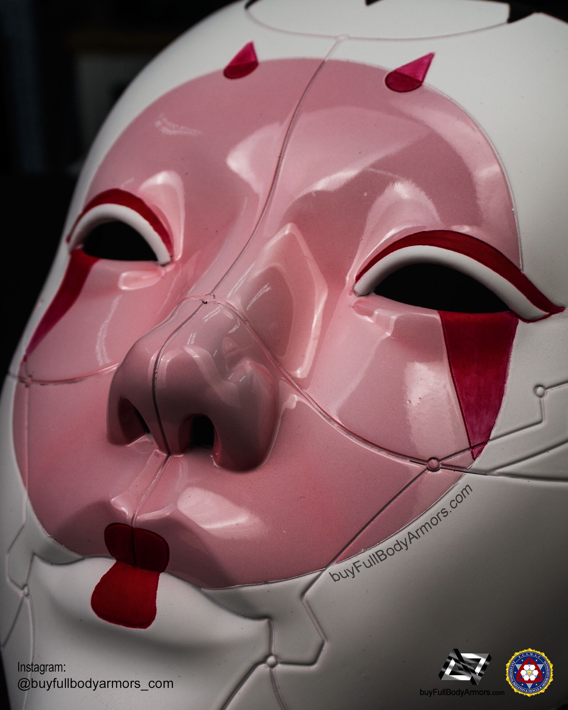 ghost in the shell 2017 robotic geisha refined face